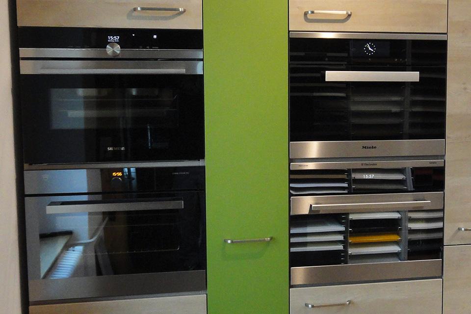 Ausstellung Linth Küchen in Kaltbrunn